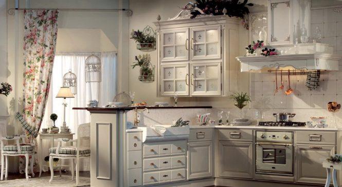 Что такое кухонный гарнитур в стиле прованс?