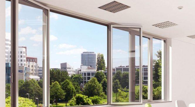Алюминиевые окна: основные преимущества