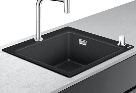 Кухонные мойки из композитных материалов — как выбрать?