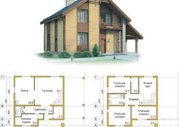 О выборе проекта домов: что нужно учитывать