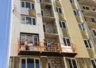 Вентилируемые фасады — правила сборки и преимущества