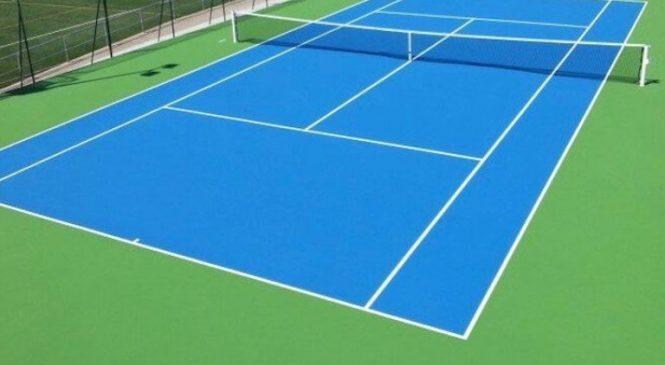 Особенности теннисного покрытия «Хард»