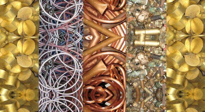 Цветные металлы. Виды и преимущества