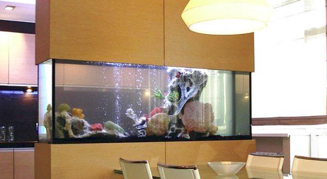 Изготовление аквариума на заказ у украинского производителя