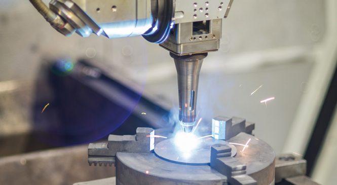 Использование лазерной сварки металлов