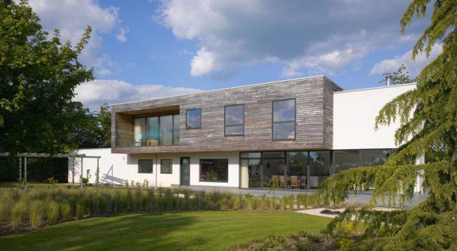 Что нужно, чтобы построить современный загородный дом?