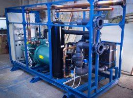 Основные преимущества охладителя проб воды