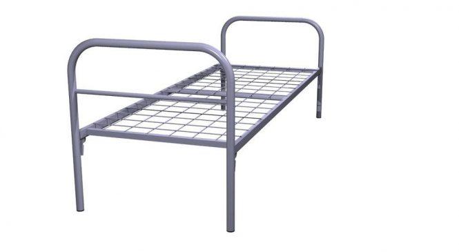 Плюсы металлических кроватей